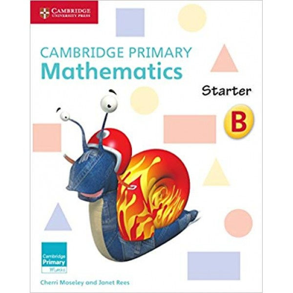 Cambridge Primary Mathematics Starter B Activity Book