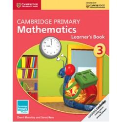 Cambridge Primary Mathematics 3 Learner's Book