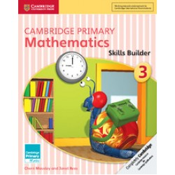Cambridge Primary Mathematics 3 Skills Builder