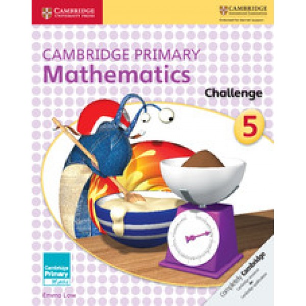 Cambridge Primary Mathematics 5 Challenge