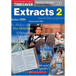Extracts 2 with Audio CD - Timesaver B2/C1