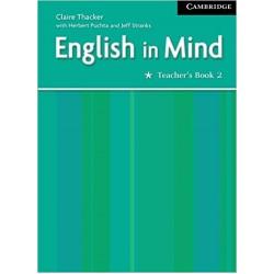 English in Mind Teacher's Book 2
