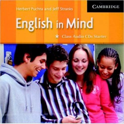 English in Mind Starter Class Audio CDs