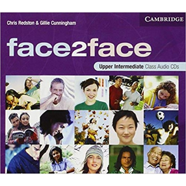 face2face Upper Intermediate Class CDs