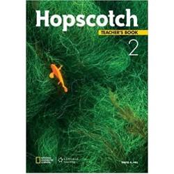 Hopscotch 2: Teacher's Book with Class Audio CD and DVD