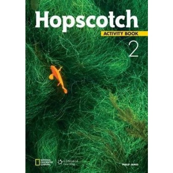 Hopscotch 2: Activity Book with Audio CD