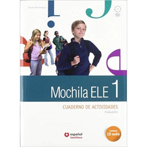 Mochila ELE 1: Cuaderno de actividades + CD