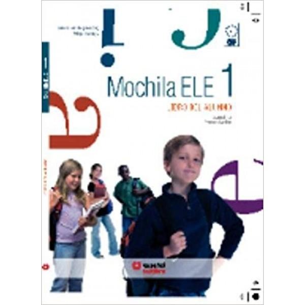 Mochila ELE 1: Libro del alumno