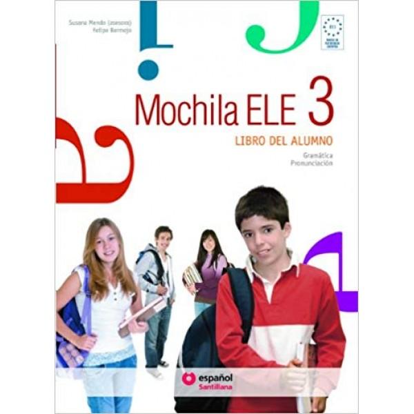 Mochila ELE 3: Libro del alumno