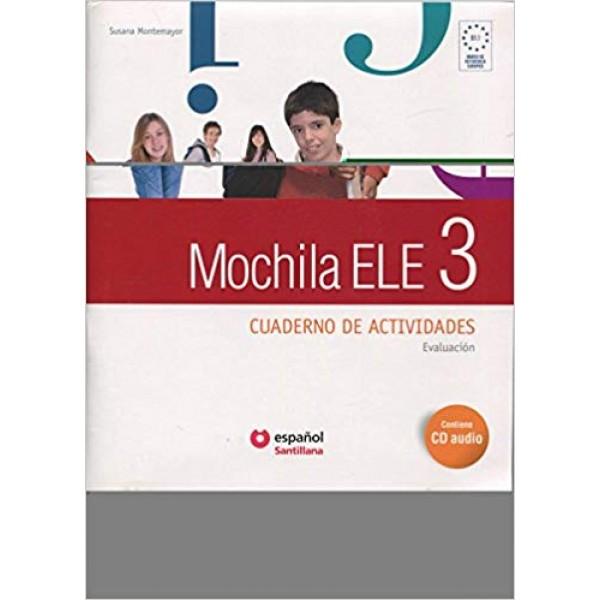 Mochila ELE 3: Cuaderno de actividades + CD