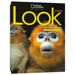 Look Starter Teacher's Book  + Audio CD + DVD