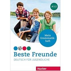 Beste Freunde: A1.2  Deutsch für Jugendliche. Mein Grammatikheft