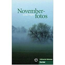 Novemberfotos - Buch mit Audio-CD
