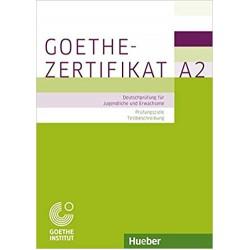 Goethe-Zertifikat A2 - Deutschprufung fur Jugendliche und Erwachsene