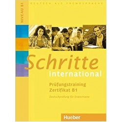 Schritte International: Prufungstraining Zertifikat B1