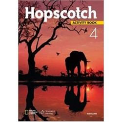 Hopscotch 4: Activity Book with Audio CD