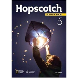 Hopscotch 5: Activity Book with Audio CD