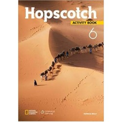 Hopscotch 6: Activity Book with Audio CD