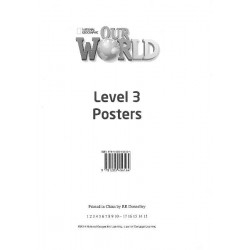 Our World 3 Poster Set
