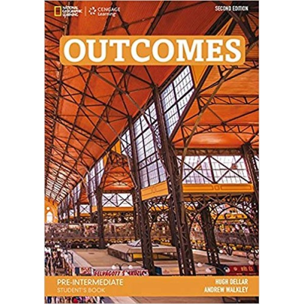 Outcomes( Second Edition) Student's Book Pre-Intermediate with Access Code and Class DVD