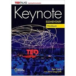 Keynote Elementary Workbook & Workbook Audio CD