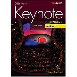 Keynote Intermediate Workbook & Workbook Audio CD