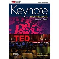 Keynote Pre-intermediate Student's Book with DVD-ROM