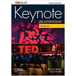 Keynote Pre-Intermediate Workbook  & Workbook Audio CD