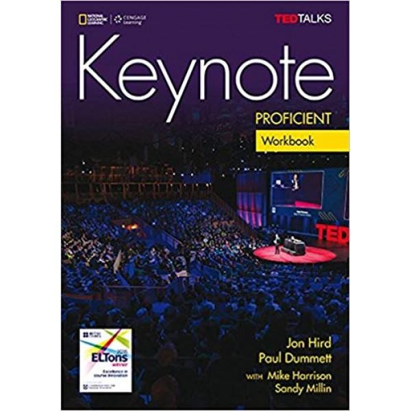 Keynote Proficient Workbook & Workbook Audio CD