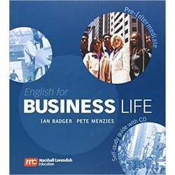 English for Business Life Pre-Intermediate Self-Study Guide + Audio CDs