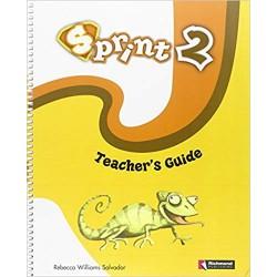 Sprint 2 Teacher's Book & Class CD