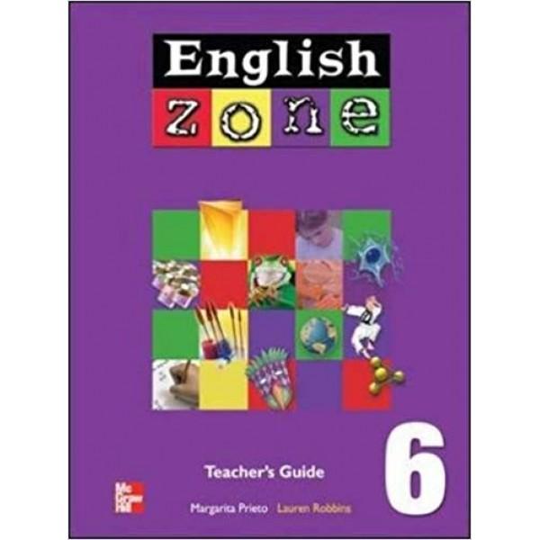 English Zone 6 Teacher's Guide