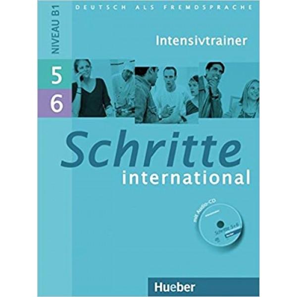 Schritte International 5 & 6 Intensivtrainer MIT Audio-CD