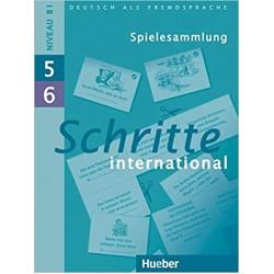 Schritte International 5 & 6 Spielesammlung