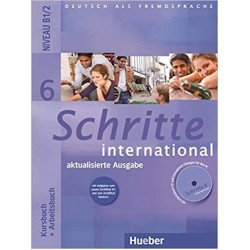 Schritte International 6 Kursbuch Und Arbeitsbuch