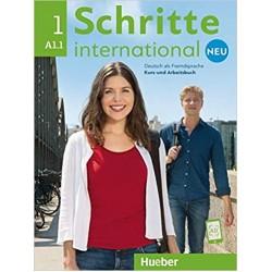Schritte International Neu 1 Kurs- und Arbeitsbuch