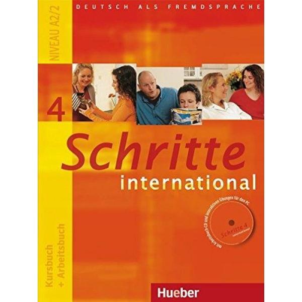 Schritte international 4 Kursbuch und Arbeitsbuch