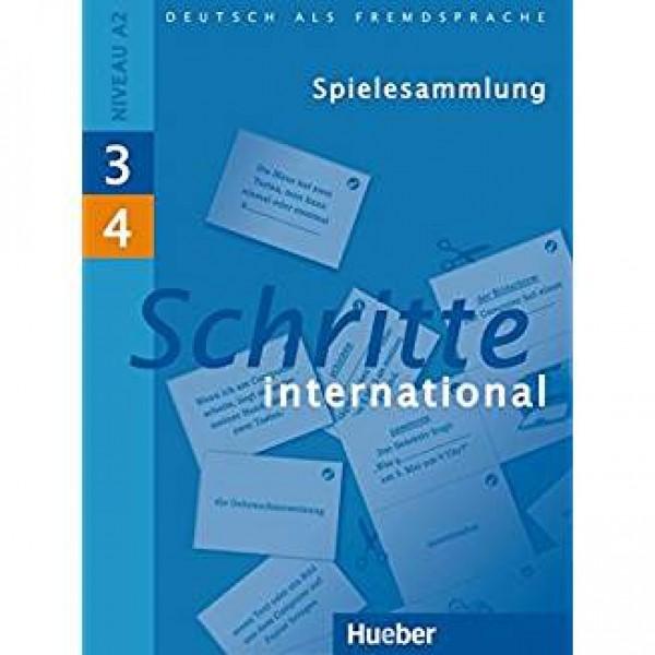 Schritte International 3 & 4 Spielesammlung
