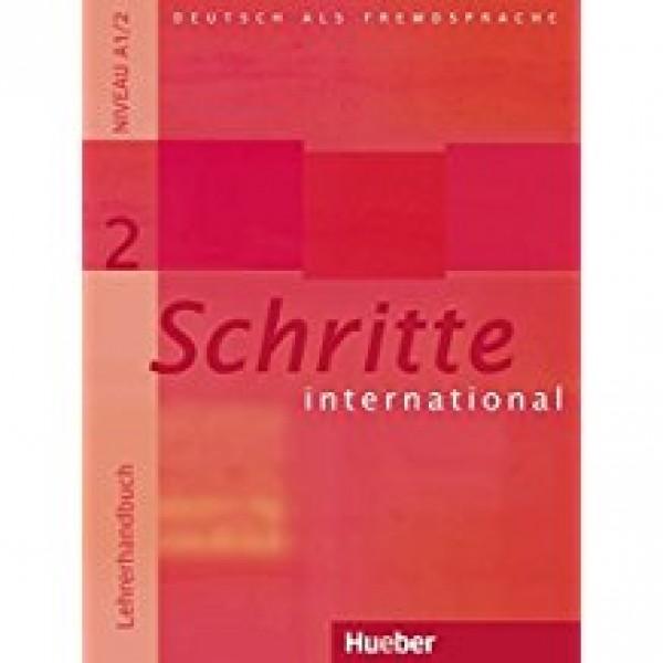 Schritte International 2 Lehrerhandbuch