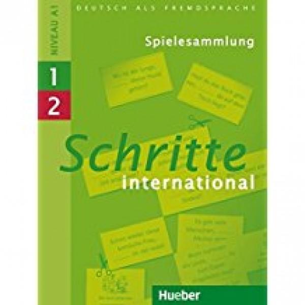 Schritte International 1 & 2 Spielesammlung