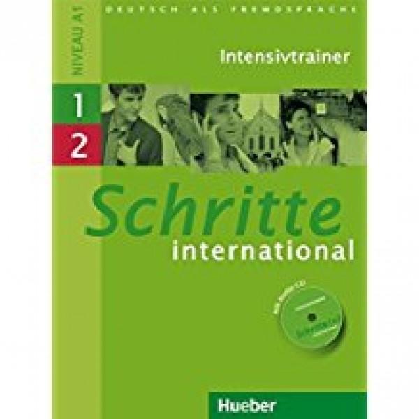 Schritte International 1 & 2 Intensivtrainer Mit Audio-CD