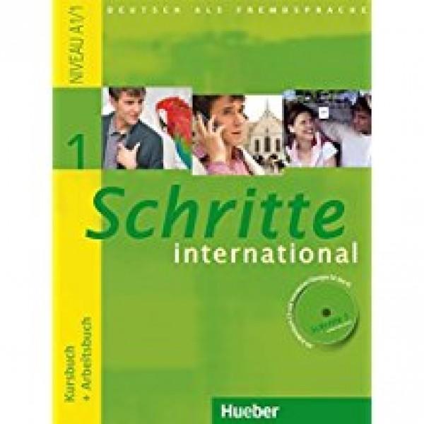 Schritte international 1 Kursbuch und Arbeitsbuch