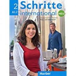 Schritte International Neu 2 Kurs- und Arbeitsbuch