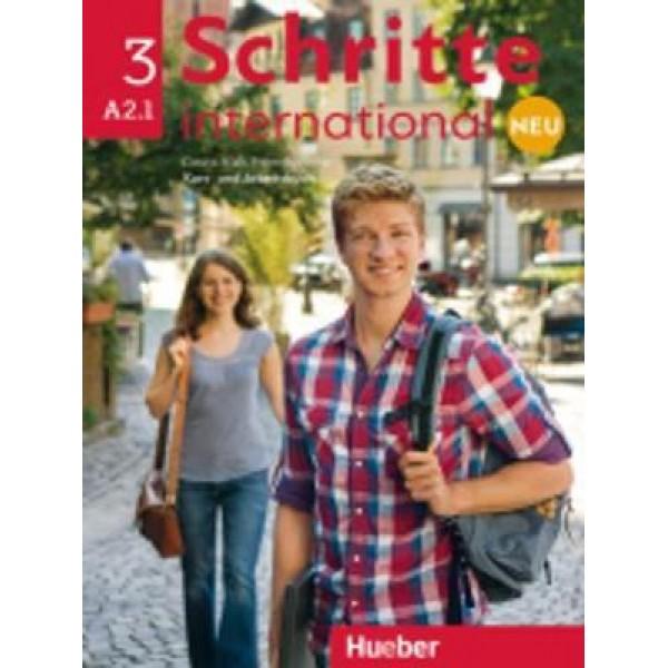 Schritte International Neu 3 Kurs- und Arbeitsbuch