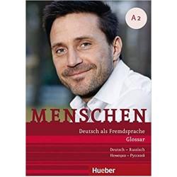 Menschen: A2 Glossar Deutsch-Russisch