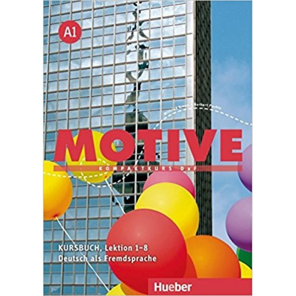 Motive A1 Kursbuch Lektion 1-8