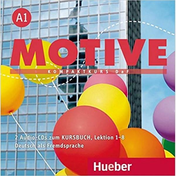 Motive A1 Audio CDs zum Kursbuch