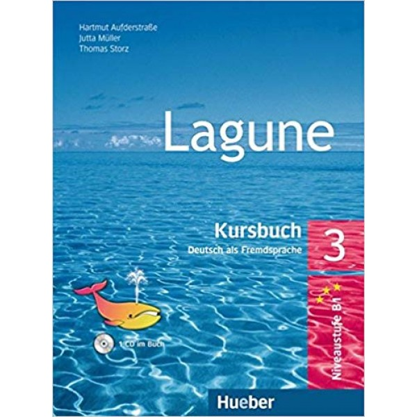 Lagune Kursbuch  3-Audio CD