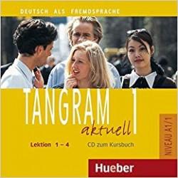 Tangram Aktuell 1 CD zum Kursbuch Lektion 1-4