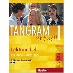 Tangram Aktuell 1 Kurs- Und Arbeitsbuch Lektion 1-4